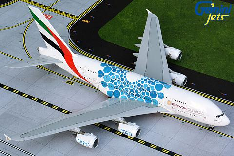 "Airbus A380-800 ""Blue Expo 2020"""