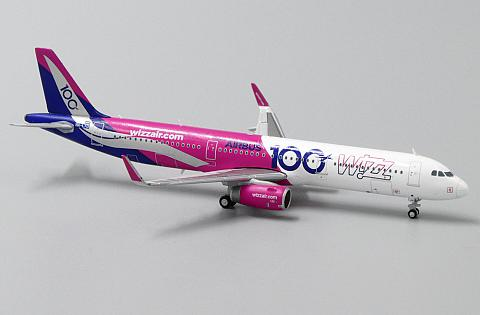 "Airbus A321 ""100th Wizz Airbus"""
